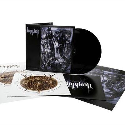 Triptykon - Eparistera Daimones Black Vinyl 2LP