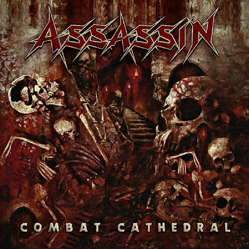 Assassin - Combat Cathedral CD Digipak