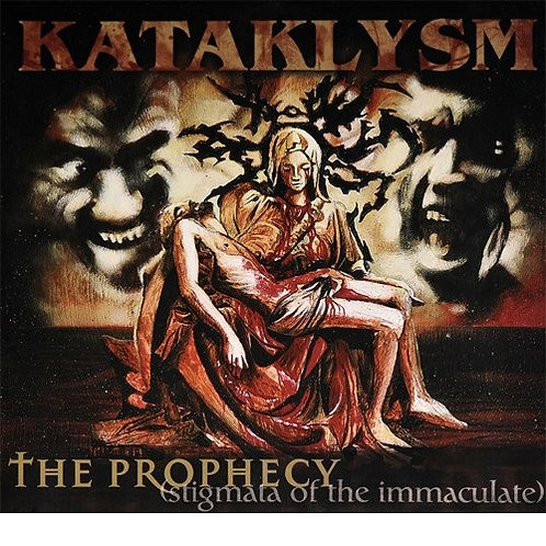 Kataklysm - The Prophecy Black Vinyl LP