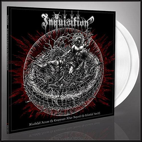 Inquisition - Bloodshed Across The Empyrean White Vinyl 2LP