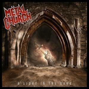 Metal Church - A Light In The Dark CD