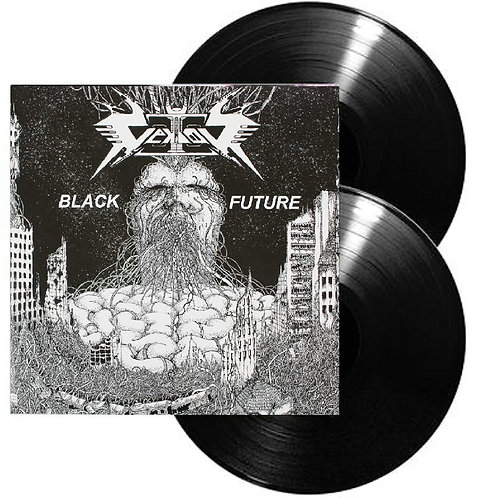 Vektor - Black Future Black Vinyl 2LP