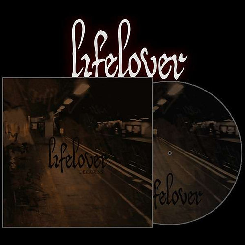 Lifelover - Dekadens Picture Vinyl LP
