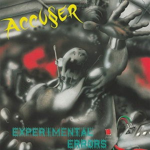 Accuser - Experimental Errors Black Vinyl LP