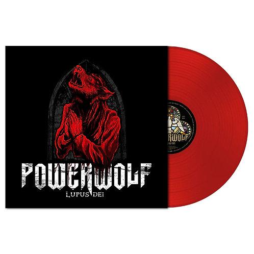 Powerwolf - Lupus Dei Red Vinyl LP
