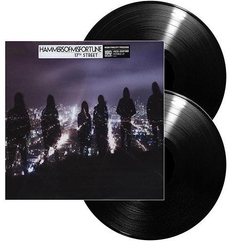 Hammers Of Misfortune - 17Th Street Black Vinyl 2LP