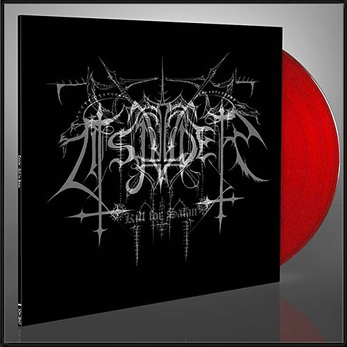 Tsjuder - Kill For Satan Red Vinyl LP