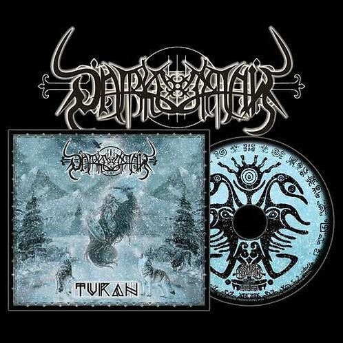 Darkestrah - Turan CD Digipak