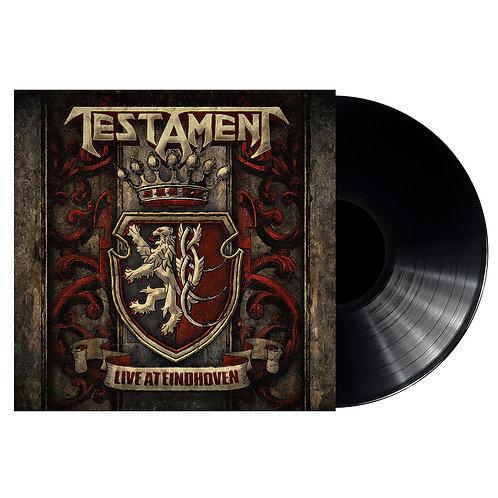 Testament - Live At Eindhoven Black Vinyl LP