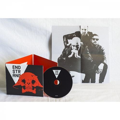 Valborg - Endstrand CD Digipak