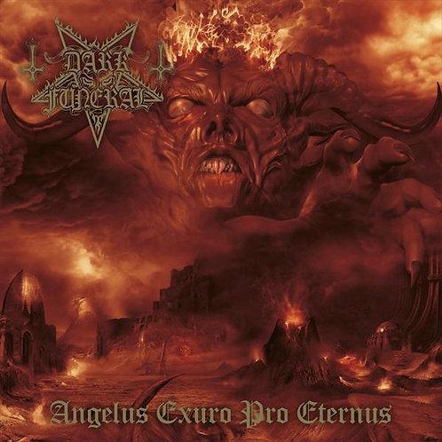 Dark Funeral - Angelus Exuro Pro Eternus CD