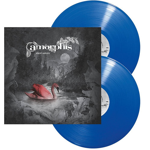 Amorphis - Silent Waters Blue Vinyl 2LP