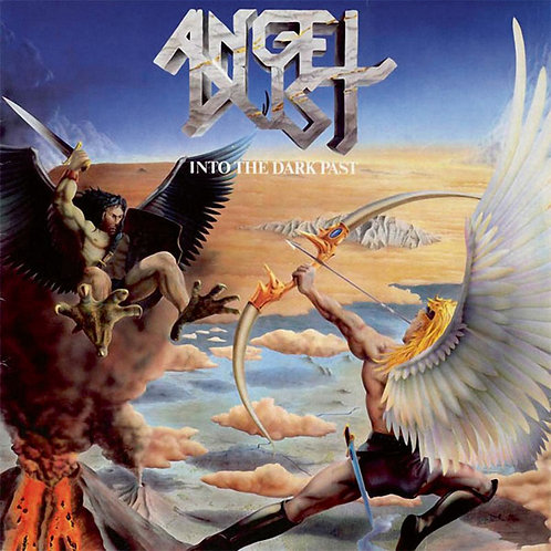 Angel Dust - Into The Dark Past Black Vinyl LP