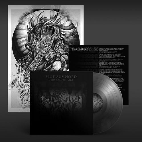 Blut Aus Nord - Deus Salutis Meae Grey Vinyl LP