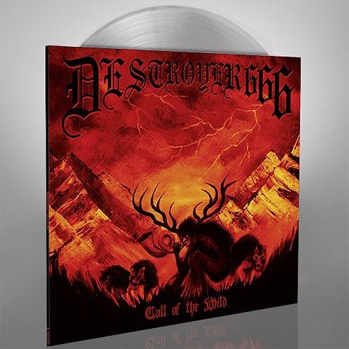 Deströyer 666 - Call Of The Wild Clear Vinyl LP