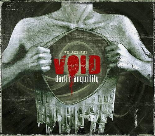 Dark Tranquillity - We Are The Void CD+DVD Digipak