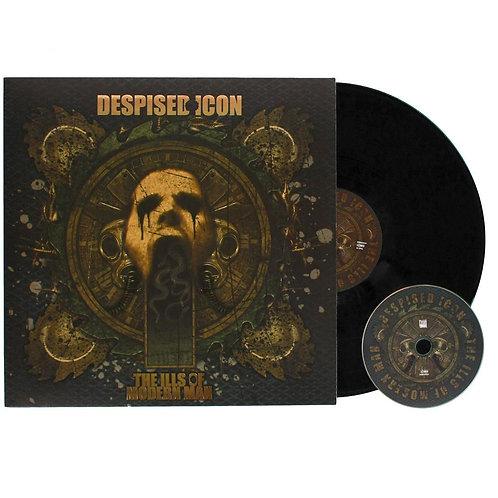 Despised Icon - The Ills Of Modern Man Green Vinyl +CD LP