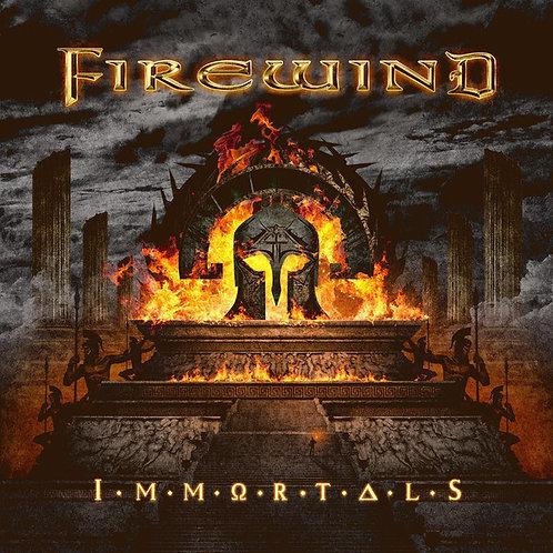 Firewind - Immortals Golden Vinyl LP
