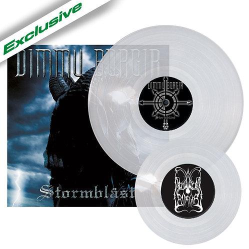 Dimmu Borgir - Stormblast 2005 Clear Vinyl 2LP