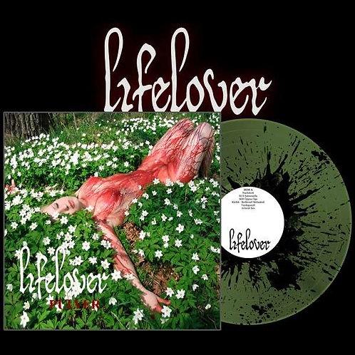 Lifelover - Pulver Green Splatter Vinyl LP