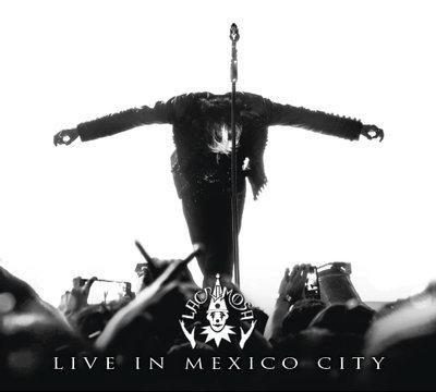 Lacrimosa - Live In Mexico City CD Digipak