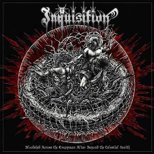 Inquisition - Bloodshed Across The Empyrean CD
