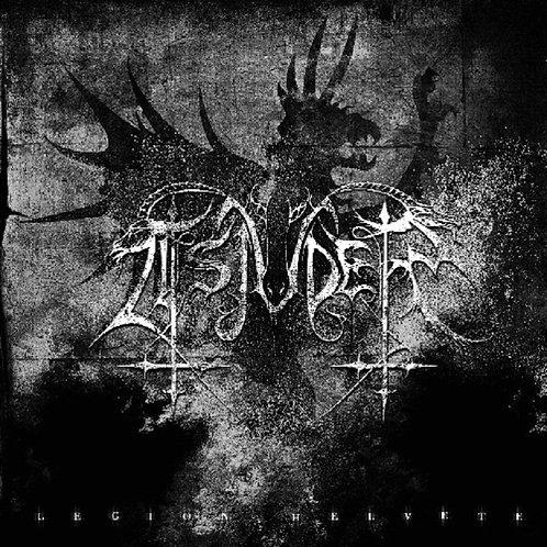Tsjuder - Legion Helvete CD