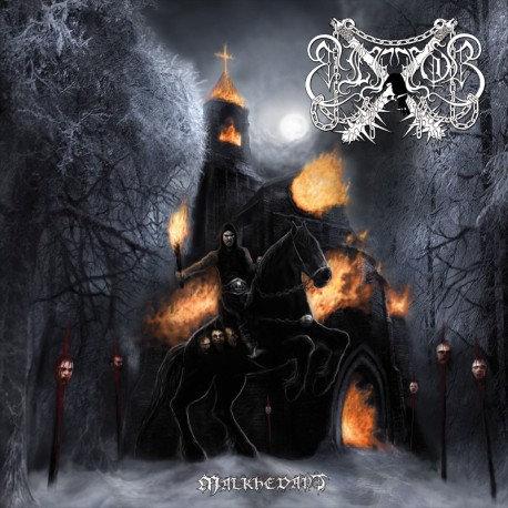 Elffor - Malkhedant Black Vinyl LP