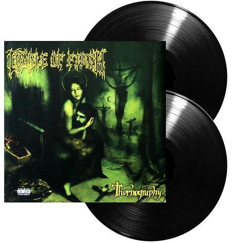Cradle Of Filth - Thornography Black Vinyl 2LP