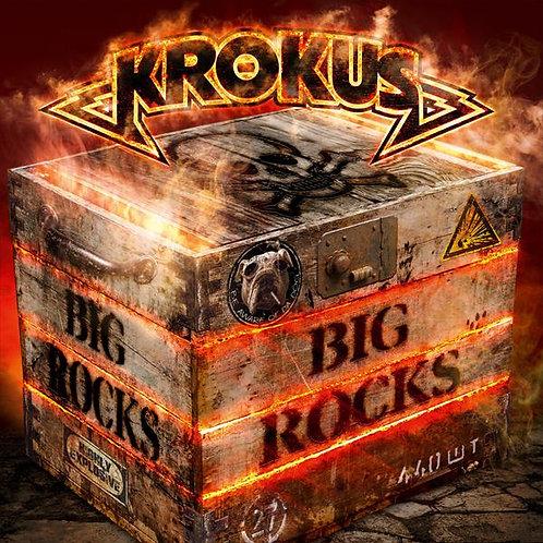 Krokus - Big Rocks CD Digipak