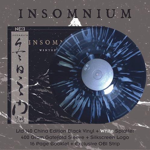 Insomnium - Winter's Gate Ltd 140 China Version Black +White Vinyl