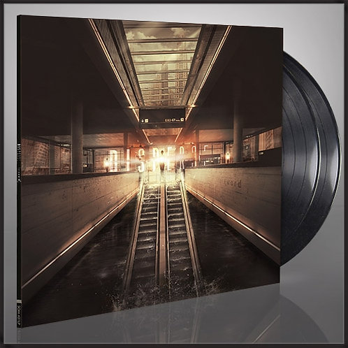 Disperse - Foreword Black Vinyl 2LP