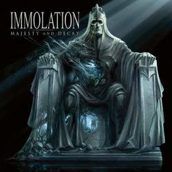 Immolation - Majesty And Decay CD