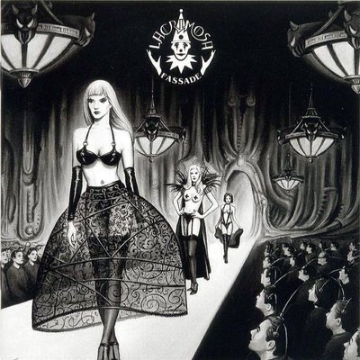 Lacrimosa - Fassade CD