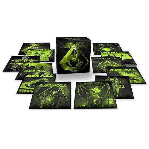 Overkill - Historikill 5CD Box Set