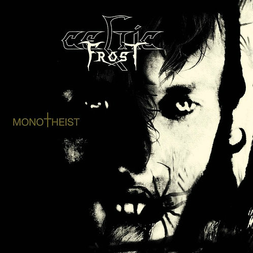 Celtic Frost - Monotheist CD