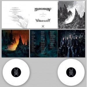 Moonsorrow - V: Hävitetty White Vinyl 2LP