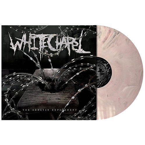 Whitechapel - The Somatic Defilement Violet Marble Vinyl LP