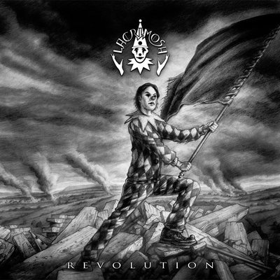 Lacrimosa - Revolution CD