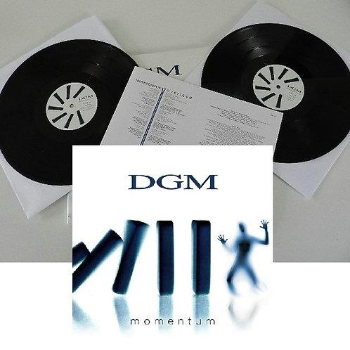 DGM - Momentum Black Vinyl 2LP