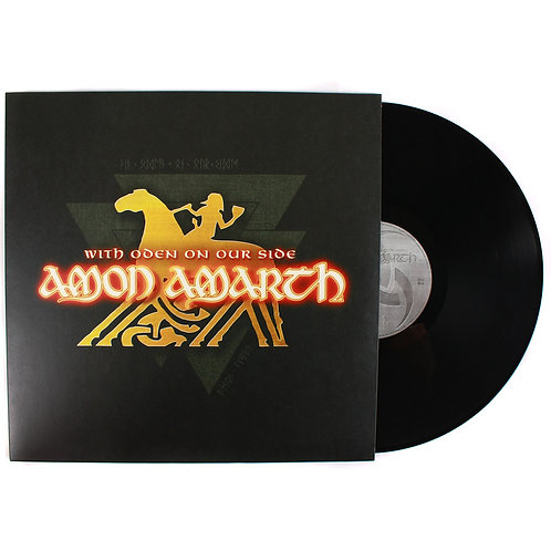 Amon Amarth - With Oden On Our Side Black Vinyl LP