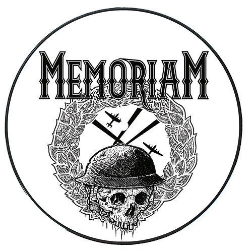 "Memoriam - The Hellfire Demos II  Picture Vinyl 7"""