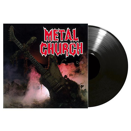 Metal Church - Metal Church Black Vinyl LP