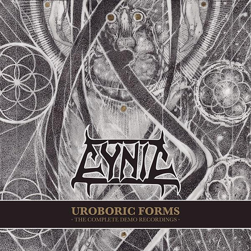 Cynic - Uroboric Forms - The Complete Demo Recordings CD Digipak