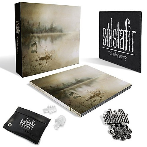 Solstafir - Berdreyminn CD Digipak Box Set