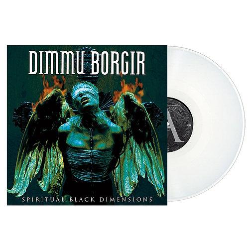 Dimmu Borgir - Spiritual Black Dimensions Clear Vinyl LP