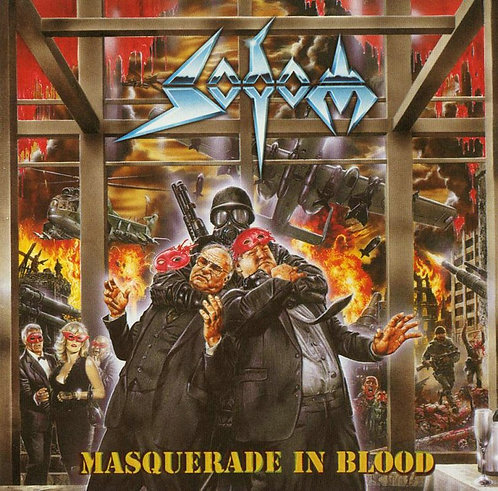 Sodom - Masquerade In Blood CD