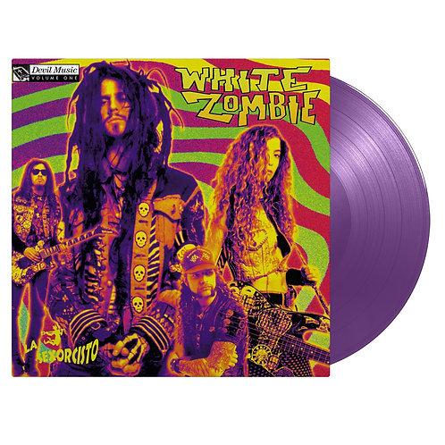 White Zombie - La Sexorcisto: Devil Music Volume 1 Purple Vinyl LP