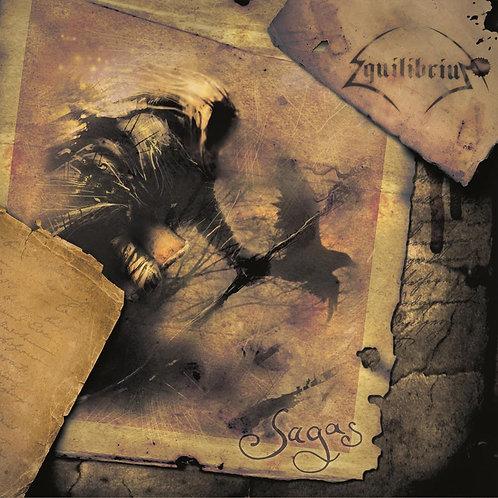 Equilibrium - Sagas CD