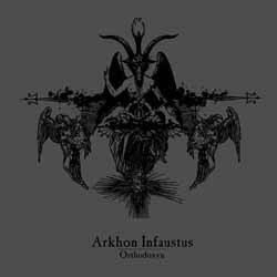 Arkhon Infaustus - Orthodoxyn Black Vinyl LP